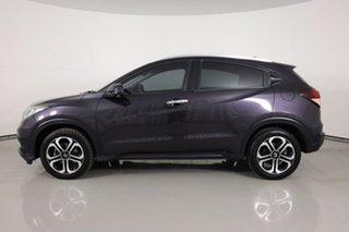 2015 Honda HR-V VTi-L Black Continuous Variable Wagon