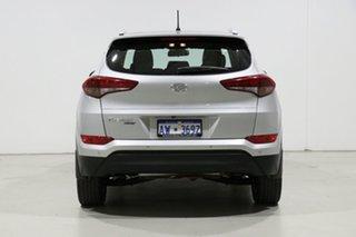 2018 Hyundai Tucson TL MY18 Active X (FWD) Silver 6 Speed Automatic Wagon