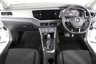 2019 Volkswagen Polo AW MY19 70TSI Trendline White 7 Speed Auto Direct Shift Hatchback
