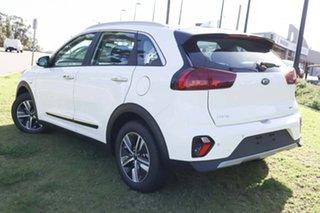 2021 Kia Niro DE MY21 PHEV S (Hybrid) Clear White 6 Speed Auto Dual Clutch Wagon.