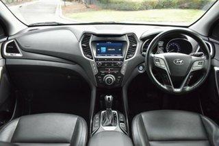 2015 Hyundai Santa Fe DM2 MY15 Elite White 6 Speed Sports Automatic Wagon.