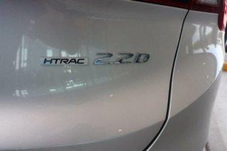 2020 Hyundai Santa Fe Tm.v3 MY21 Active DCT Typhoon Silver 8 Speed Sports Automatic Dual Clutch