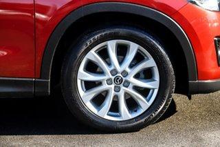 2013 Mazda CX-5 KE1021 Grand Touring SKYACTIV-Drive AWD Red 6 Speed Sports Automatic Wagon