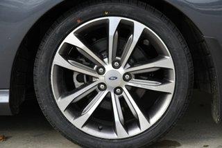 2014 Ford Falcon FG X XR6 Ute Super Cab Grey 6 Speed Manual Utility