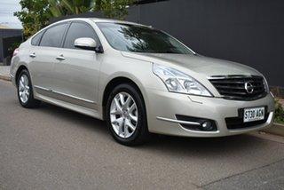 2010 Nissan Maxima J32 250 X-tronic ST-L Silver 6 Speed Constant Variable Sedan