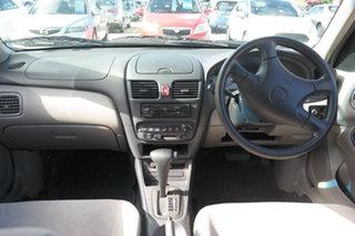 2001 Nissan Pulsar N16 TI Grey 4 Speed Automatic Sedan