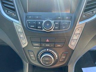 2015 Hyundai Santa Fe DM2 MY15 SR White 6 Speed Sports Automatic Wagon