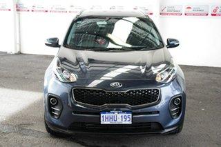 2016 Kia Sportage QL MY16 SI (FWD) Blue 6 Speed Automatic Wagon.