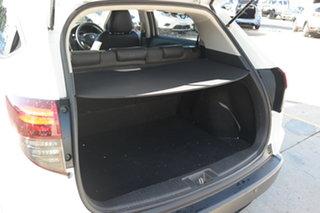 2019 Honda HR-V MY19 VTi-LX White 1 Speed Constant Variable Hatchback