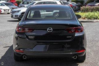 2021 Mazda 3 BP2S7A G20 SKYACTIV-Drive Evolve Black 6 Speed Sports Automatic Sedan.