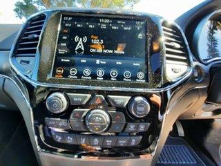 2021 Jeep Grand Cherokee WK MY21 80th Anniversary Slate Blue 8 Speed Sports Automatic Wagon