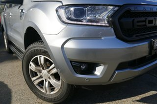 2020 Ford Ranger PX MkIII 2020.25MY XLT Silver 6 Speed Sports Automatic Super Cab Pick Up.