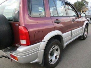 1999 Suzuki Grand Vitara SQ625 Type1 Burgundy 5 Speed Manual Wagon