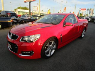 2016 Holden Ute VF II MY16 SS Ute Red 6 Speed Sports Automatic Utility.