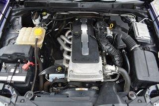 2011 Ford Falcon FG MkII XR6 Ute Super Cab Purple 6 Speed Manual Utility