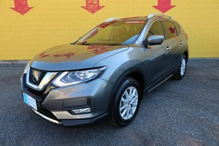 2017 Nissan X-Trail T32 Series II ST-L X-tronic 2WD Grey 7 Speed Constant Variable Wagon