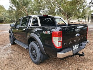 2017 Ford Ranger PX MkII XLT Double Cab Shadow Black 6 Speed Sports Automatic Utility