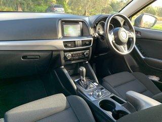 2015 Mazda CX-5 KE Series 2 Maxx Sport Silver Sports Automatic Wagon