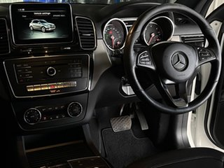 2015 Mercedes-Benz GLE-Class W166 GLE250 d 9G-Tronic 4MATIC White 9 Speed Sports Automatic Wagon