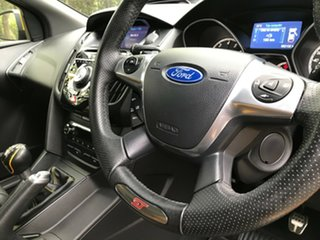 2014 Ford Focus LW MkII ST Gold 6 Speed Manual Hatchback