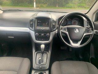 2016 Holden Captiva CG LS Grey Sports Automatic Wagon