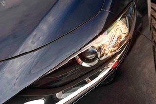 2021 Mazda 3 BP2S7A G20 SKYACTIV-Drive Touring Blue 6 Speed Sports Automatic Sedan