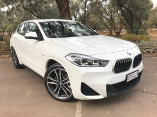 2020 BMW X2 F39 sDrive20i Coupe DCT Steptronic M Sport White 7 Speed Sports Automatic Dual Clutch.