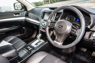 2014 Subaru Outback B5A MY14 2.0D Lineartronic AWD White 7 Speed Constant Variable Wagon