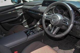 2021 Mazda 3 BP2S7A G20 SKYACTIV-Drive Evolve Black 6 Speed Sports Automatic Sedan