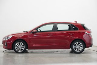 2018 Hyundai i30 PD2 MY18 Active Scarlet Red 6 Speed Sports Automatic Hatchback.