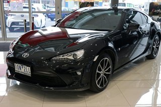 2018 Toyota 86 ZN6 GTS Black 6 Speed Sports Automatic Coupe.