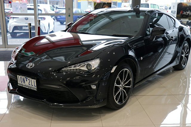 Pre-Owned Toyota 86 ZN6 GTS South Morang, 2018 Toyota 86 ZN6 GTS Black 6 Speed Sports Automatic Coupe