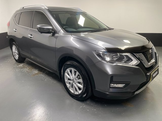 Used Nissan X-Trail T32 Series II ST-L X-tronic 2WD Cardiff, 2018 Nissan X-Trail T32 Series II ST-L X-tronic 2WD Grey 7 Speed Constant Variable Wagon