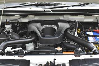 2012 Isuzu D-MAX MY12 SX Crew Cab 4x2 High Ride White 5 Speed Sports Automatic Utility