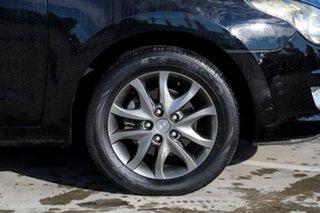 2012 Hyundai i30 GD Active Tourer Black 6 Speed Sports Automatic Wagon