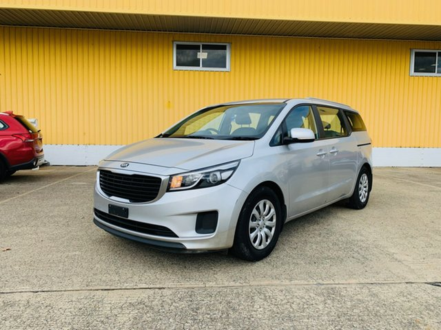 Used Kia Carnival YP MY17 S Canning Vale, 2017 Kia Carnival YP MY17 S Silver 6 Speed Sports Automatic Wagon