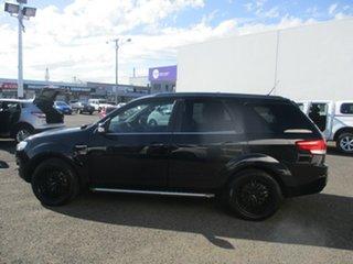 2016 Ford Territory SZ MK2 Titanium (4x4) Black 6 Speed Automatic Wagon.