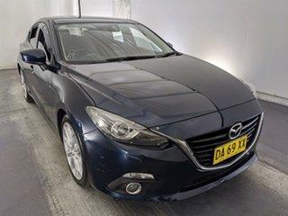 2014 Mazda 3 BM5436 SP25 SKYACTIV-MT GT Blue 6 Speed Manual Hatchback.