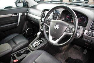 2016 Holden Captiva CG MY16 LTZ AWD Blue 6 Speed Sports Automatic Wagon