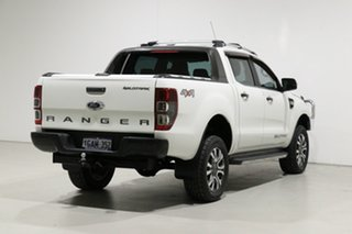2016 Ford Ranger PX MkII Wildtrak 3.2 (4x4) White 6 Speed Automatic Dual Cab Pick-up