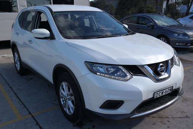Used Nissan X-Trail T32 ST X-tronic 2WD Maryville, 2016 Nissan X-Trail T32 ST X-tronic 2WD White 7 Speed Constant Variable Wagon