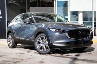 2021 Mazda CX-30 DM2W7A G20 SKYACTIV-Drive Touring Polymetal Grey 6 Speed Sports Automatic Wagon.