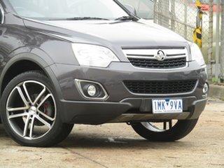 2012 Holden Captiva CG Series II MY12 5 Active Grey 6 Speed Sports Automatic Wagon.