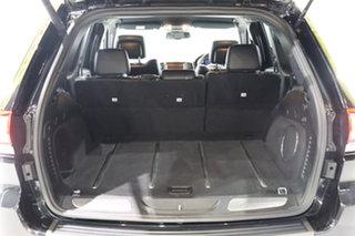 2016 Jeep Grand Cherokee WK MY16 75th Anniversary Black/Grey 8 Speed Sports Automatic Wagon