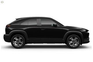 2021 Mazda MX-30 DR2W7A G20e SKYACTIV-Drive Evolve Black 6 Speed Sports Automatic Wagon.