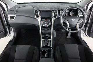 2015 Hyundai i30 GD4 Series 2 Active Silver 6 Speed Automatic Hatchback