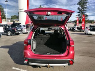 2015 Mitsubishi Outlander ZK MY16 LS 2WD Red 6 Speed Constant Variable Wagon