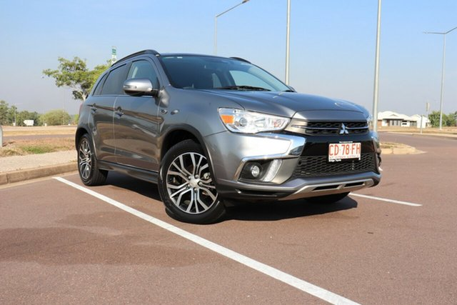 Pre-Owned Mitsubishi ASX XC MY18 XLS 2WD Palmerston, 2018 Mitsubishi ASX XC MY18 XLS 2WD Grey 1 Speed Continuous Variable Wagon