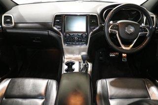2017 Jeep Grand Cherokee WK MY18 Limited (4x4) Black 8 Speed Automatic Wagon