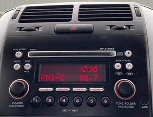 2012 Suzuki Grand Vitara JB MY09 Quasar Grey/charcoal 5 Speed Manual Hardtop